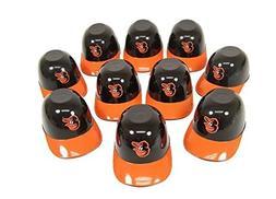 MLB Mini Batting Helmet Ice Cream Sundae Snack Helmet Bowls
