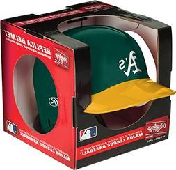 Rawlings MLB Oakland Athletics Mini Replica Helmet, Green