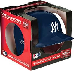 MLB New York Yankees Mini Replica Helmet, Blue