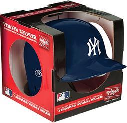 MLB New York Yankees Mini Replica Helmet, Blue