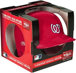 MLB Washington Nationals Mini Replica Helmet, Red