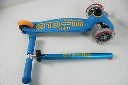 Micro Kickboard MMD046 Mini Deluxe 3 Wheeled Kids Micro Scoo