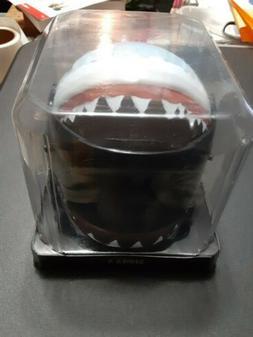 monster jam collectible mini helmet megalodon