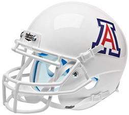 NCAA Arizona Wildcats WH No Stripe Mini Helmet, One Size, Wh