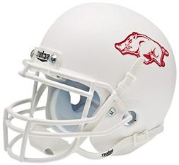 Schutt NCAA Arkansas Razorbacks Collectible Alt 1 Mini Helme