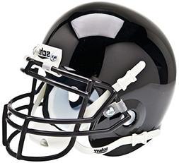 NCAA Army Black Knights Collectible Alt 1 Mini Helmet, Black