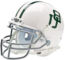 Schutt NCAA Baylor Bear Collectible Alt Mini Helmet, White