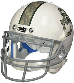 Schutt NCAA Baylor Bear Collectible Alt 1 Mini Helmet, Camo