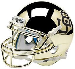 NCAA Baylor Bears Chrome Mini Helmet, One Size, White