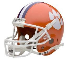 Schutt NCAA Clemson Tigers Replica Helmet