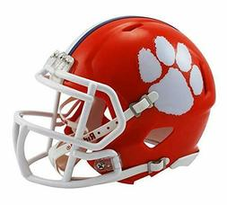Riddell NCAA Clemson Tigers Speed Mini Helmet