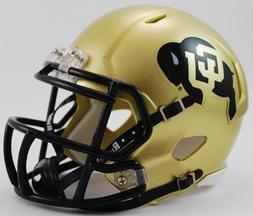 Riddell NCAA Colorado Buffaloes Speed Mini Helmet