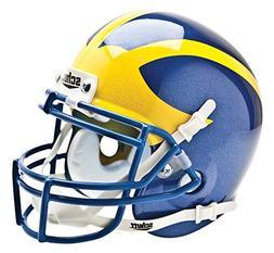 Schutt NCAA Mini Authentic XP Football Helmet, Delaware Blue