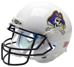 Schutt NCAA East Carolina Pirates Mini Authentic XP Football