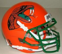 Schutt NCAA Florida A&M Rattlers Collectible Mini Helmet