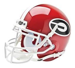 Schutt NCAA Mini Authentic XP Football Helmet, Georgia Bulld