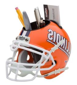 NCAA Illinois Illini Mini Helmet Desk Caddy