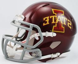 Riddell NCAA Iowa State Cyclones Speed Mini Helmet