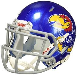 Riddell NCAA Kansas Jayhawks Speed Mini Helmet