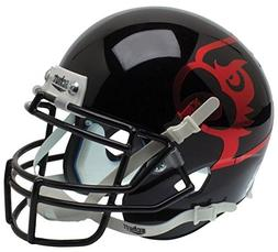 NCAA Louisville Cardinals Black Mini Helmet, One Size