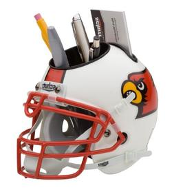 NCAA Louisville Cardinals Mini Helmet Desk Caddy