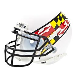 Schutt NCAA Maryland Terrapins Flag Collectible Alt 2 Mini H
