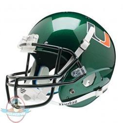 Schutt NCAA Miami Collectible Mini Football Helmet