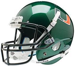 Schutt NCAA Miami Hurricanes Replica XP Football Helmet, Alt