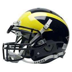 Schutt Sports Authentic Game-Day Michigan Wolverines Footbal
