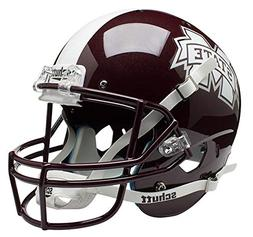 NCAA Schutt Mississippi State Bulldogs Maroon Full-Size Repl