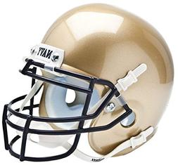 Schutt NCAA Navy Midshipmen Mini Authentic XP Football Helme