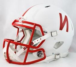 NCAA Riddell Nebraska Cornhuskers Revolution Speed Full-Size