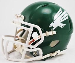 NCAA North Texas Mean Green Speed Mini Helmet