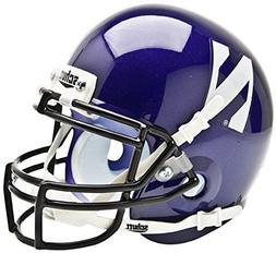 Schutt NCAA Northwestern Wildcats Collectible Mini Helmet