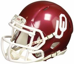 NCAA Oklahoma Sooners Speed Mini Helmet