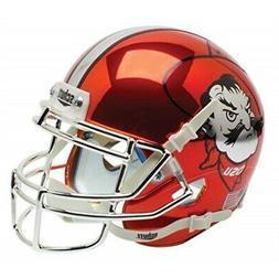 NCAA Oklahoma State Cowboys Orange Chrome Mini Helmet, One S