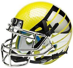 Schutt NCAA Oregon Ducks Mini Authentic XP Football Helmet,