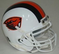 NCAA Oregon State Beavers Mini Helmet, One Size, White