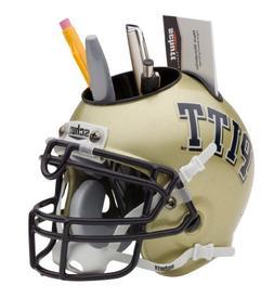 Schutt NCAA Pittsburgh Panthers Mini Helmet Desk Caddy
