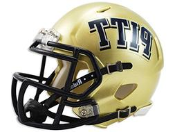 NCAA Pittsburgh Panthers Speed Mini Helmet