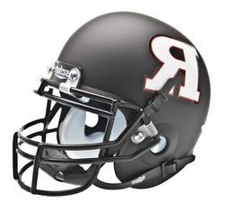 NCAA Rutgers Scarlet Knights Collectible Alt 3 Mini Helmet,
