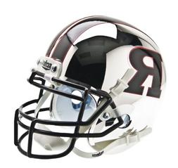 NCAA Rutgers Scarlet Knights Collectible Alt 5 Mini Helmet,