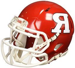NCAA Rutgers Scarlet Knights Speed Mini Helmet