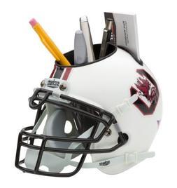 NCAA South Carolina Fighting Gamecocks Mini Helmet Desk Cadd
