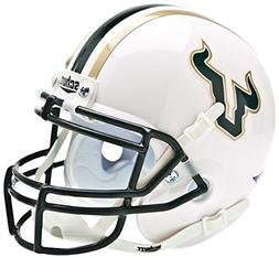 NCAA South Florida Bulls Collectible Mini Helmet, White