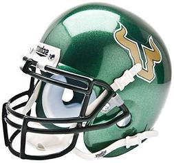Schutt NCAA South Florida Bulls Collectible Alt 1 Mini Helme