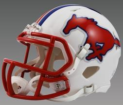 NCAA Southern Methodist  Mustangs Speed Mini Helmet