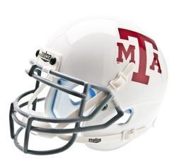 NCAA Texas A&M Aggies Collectible Alt 2 Mini Helmet, White G