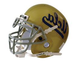 Schutt NCAA Mini Authentic XP Football Helmet, UCLA Bruins