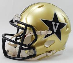 Riddell NCAA Vanderbilt Commodores Speed Mini Helmet